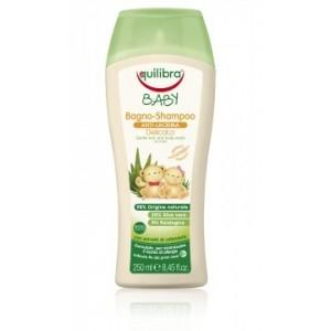 Șampon- Gel de duș fără lacrimi pentru nou-născuți