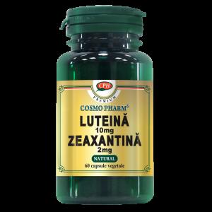 Luteina si Zeaxantina