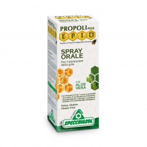EPID PROPOLIS spray oral cu Aloe