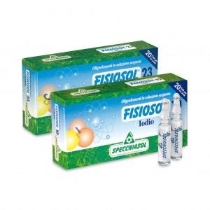 FISIOSOL  Mn+ Co  solutie buvabila