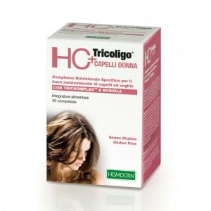 HC + TRICOLIGO  impotriva caderii parului la femei