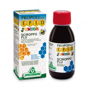 EPID FLU JUNIOR sirop propolis pentru stari gripale la copii