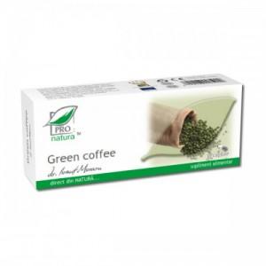 GREEN COFFEE (CAFEA VERDE)