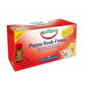 PAPPA  REALE  FRESCA  -  vitalitate cu lăptișor de matcă