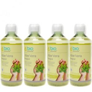 Aloe Vera Integral 4 Litri ( 80 zile) - Pachet 4x1L