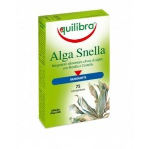 ALGA  SNELLA, Supliment natural pentru slăbire cu alge brune , EQUILIBRA, 75 Comprimate
