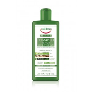 ALOE Șampon restructurant, reparator, Equilibra, 300 ml
