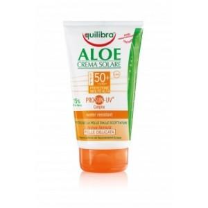 Aloe Cremă Protecție Solară SPF 50+  cu PROSUN-UV® complex