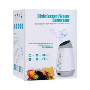 Generator casnic pentru dezinfectant natural cu utilizari multiple