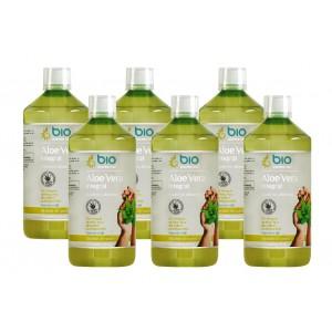 Aloe Vera Integral 6 Litri ( 120 zile) - Pachet 6x1L