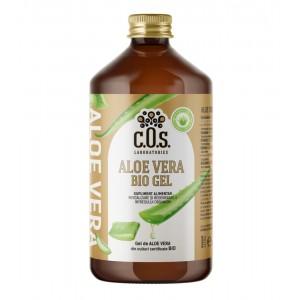 Aloe Vera Bio Gel, Supliment natural pentru revitalizarea şi regenerarea întregului organism, C.O.S. Laboratories, 1 Litru