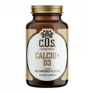 CALCIU D3, C.O.S. Laboratories, 60 Capsule