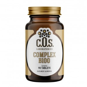 Complex B100, C.O.S. Laboratories, 90 Tablete