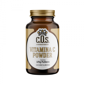 Vitamina C Powder, C.O.S. Laboratories, 125 gr