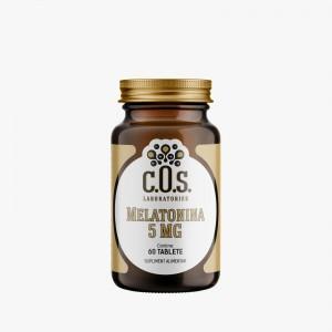 MELATONINA, COS Laboratories 5 mg, 60 tablete