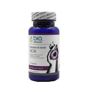 Menține-te Tânăr - HGH, Supliment pentru activarea hormonului de creștere