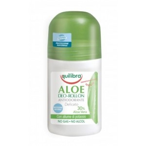 ALOE DEO- ROLL ON, EQUILIBRA, 50 ml