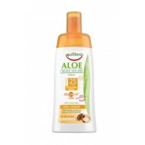 Aloe Spray Cremă Protecție Solară SPF 25 -  PROSUN-UV® complex
