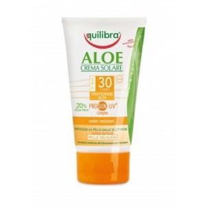 Aloe Cremă Protecție Solară SPF 30 cu PROSUN-UV® complex