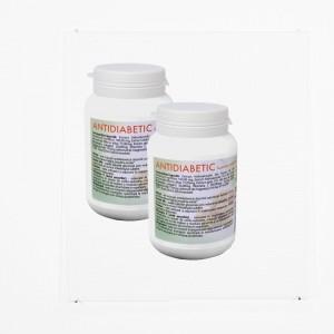 ANTIDIABETIC,adjuvant in tratamentul diabetului, Pachet 2 bucati, Farmacom, 100 capsule