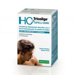 HC + TRICOLIGO  impotriva caderii parului la barbati