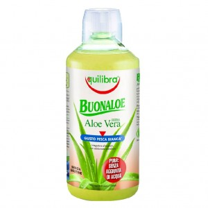 BUONALOE EXTRA, Supliment alimentar pentru revitalizarea şi regenerarea întregului organism, EQUILIBRA, 1000 ml