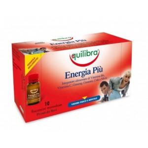 ENERGIA  PIU -  plus de energie și rezistență