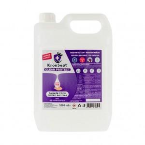 Dezinfectant pentru mâini, KronSept - Clean Protect, Canistră 5000ml