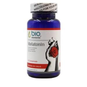 MELATONINA, Supliment alimentar pentru insomnie, bună dispoziţie și stare de bine, antitumoral