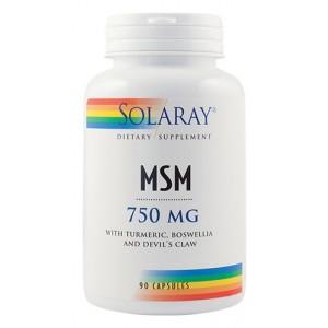 MSM 750mg